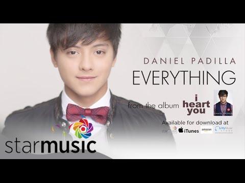 Daniel Padilla - Everything (Official Lyric Video)