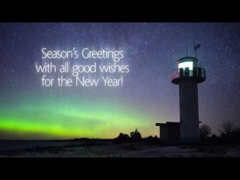 Estonian Maritime Administration Season Greetings for 2018 AD