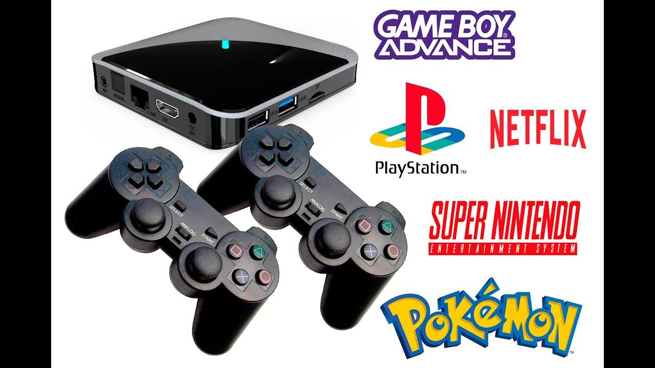 Consola Retro Arcade 6600 Juegos 80gb Play Snes Pokemon Nintendo