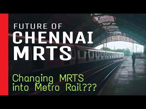 Future Of Chennai MRTS || Converting Into Metro Rail??