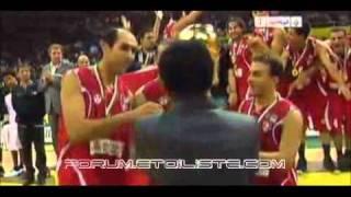 LA TUNISIE EST CHAMPIONNE D'AFRIQUE DE BASKETBALL
