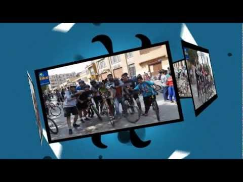 Versailles' Bike Ride 2013