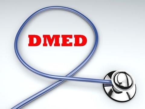 DMED - DECLARAÇÃO DE SERVIÇOS MÉDICOS  - Dúvidas Frequentes