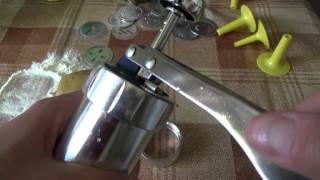 Кондитерский шприц-дозатор(, 2014-05-30T11:06:05.000Z)