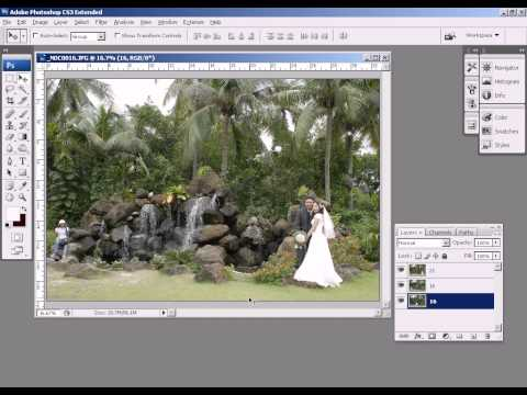 Photoshop CS3 - Phan 9 - Bai 1 - Cong nghe nhan ban