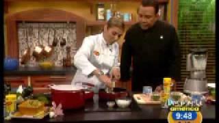 Pasta Con Salsa Cremosa De Chile Poblano