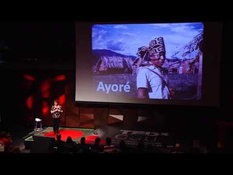 Jaime and the Tapir: Patricia Jolly at TEDxCSU