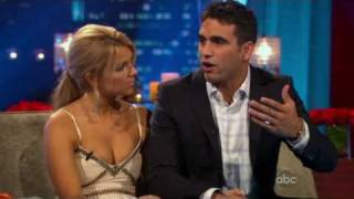Roberto Martinez & Ali Fedotowsky 'After The Final Rose'