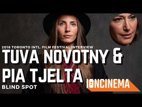 Interview: Tuva Novotny & Pia Tjelta - Blind Spot (Blindsone)