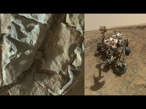 Ancient Alien Life On Mars: Nasa's Curiosity Rover Found Something Like Trace Fossils on Red Planet