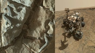Ancient Alien Life On Mars: Nasa