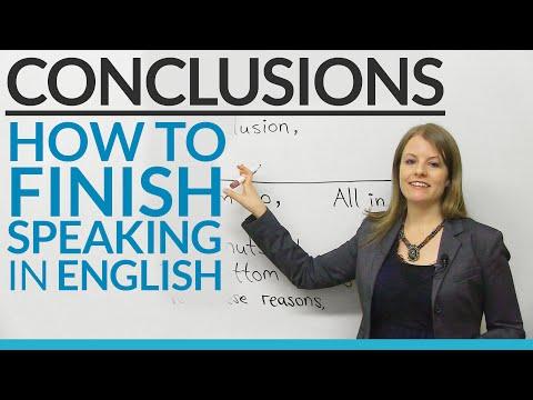 Видео English essays expressions