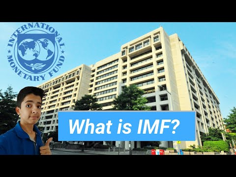 [Hindi]What is IMF(International Monetary Fund)?