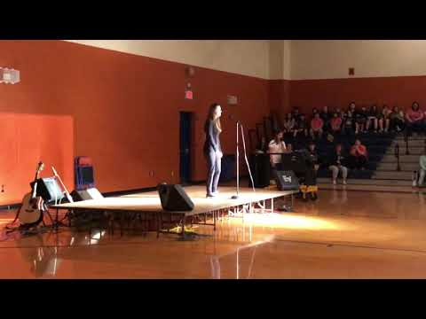 """Bohemian Rhapsody"" Performed at a Talent Show"