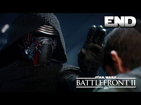 STAR WARS Battlefront II ENDING · Mission: Discoveries (Story Campaign)