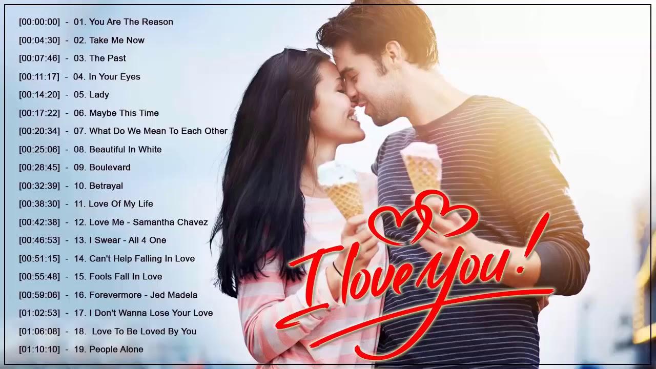 Baladas En Inglés 2020 Mejores Canciones En Inglés 2020 Canciones Romanticas En Inglés 2020 Youtube