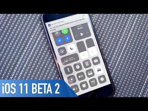iOS 11 Beta 2   What