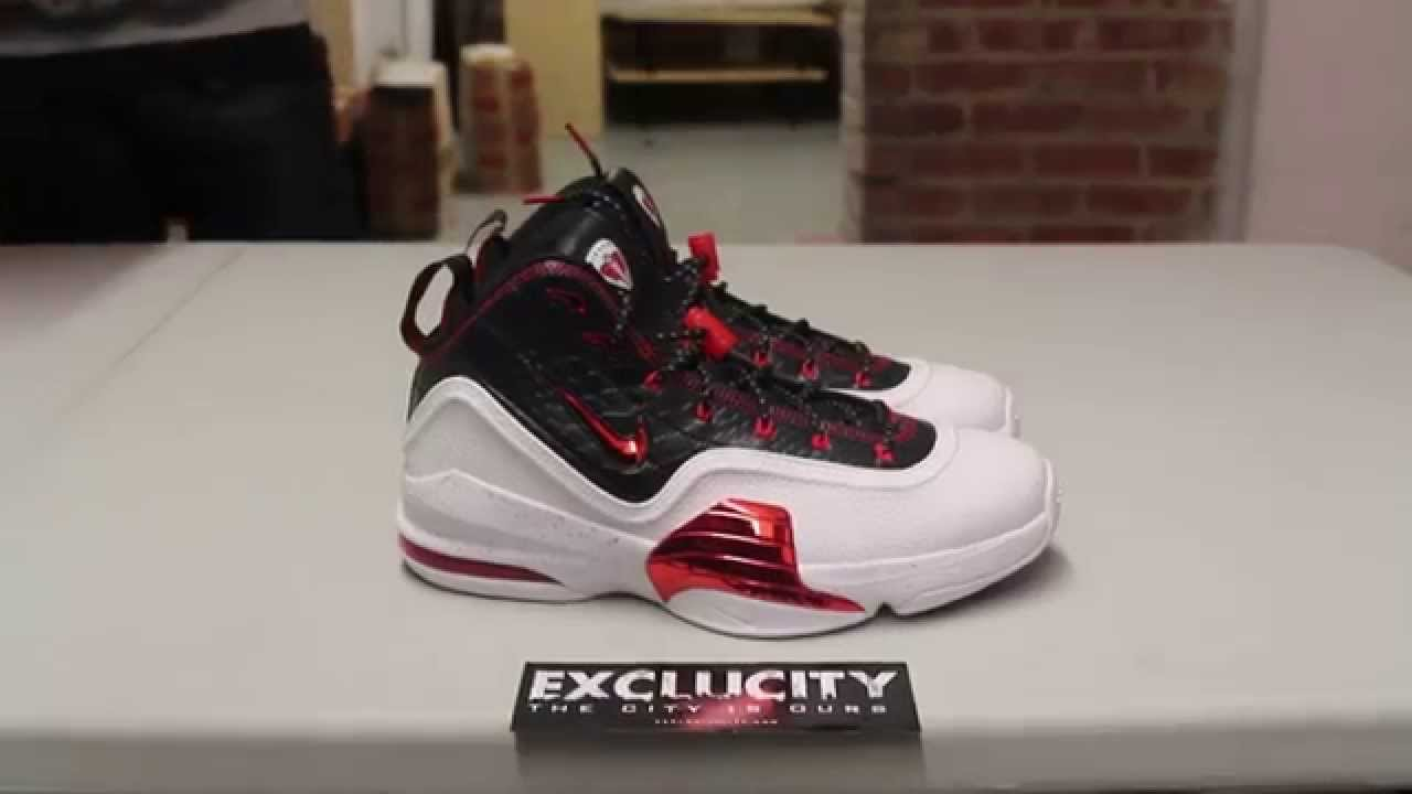 new style ba888 a9eea Nike Pippen 6