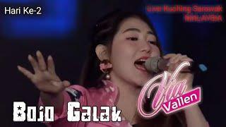 Via Vallen - Bojo Galak Hari Ke 2 Live 23rd Asian TV Awards Kuching Sarawak Malaysia
