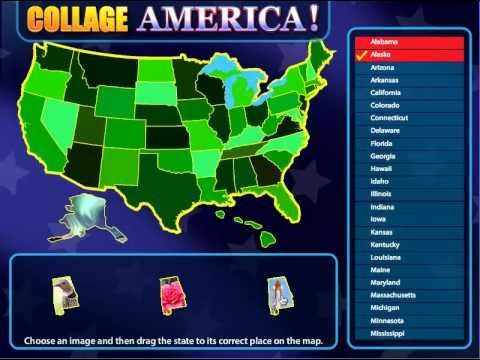Collage America! «