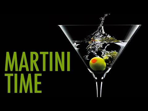 MARTINI TIME | Smooth Jazz Saxophone | 1 Hour Jazz Instrumental Music