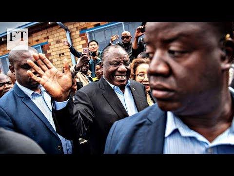Cyril Ramaphosa — from lawyer to unionist to tycoon to president