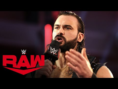 Drew McIntyre challenges Seth Rollins for Money in the Bank: Raw, April 20, 2020