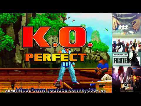 The King of Fighters 98 - Kim Combos táticos by Scorpios