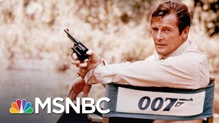 Everyone Has Their Own James Bond   MTP Daily   MSNBC
