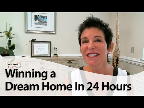 Cleveland Park Real Estate: Winning a dream home in 24 hours