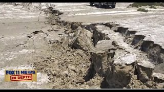 FOX 11 In Depth: The Ridgecrest Quakes: What did we learn