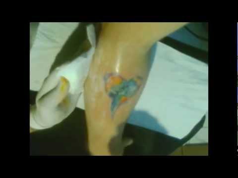 Rainbow Dash Tattoo
