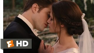 The Twilight Saga: Breaking Dawn - Part 1 (1/9) Movie CLIP - The Wedding (2011) HD