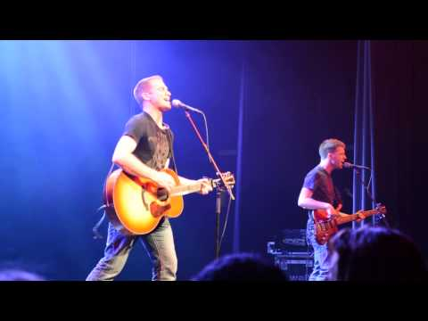 "Open Sky ""Simply Love"" clip (CD Launch, Algonquin Commons Theatre, March 2013)"