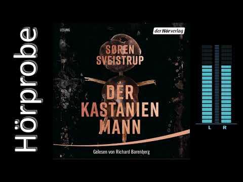 Der Kastanienmann YouTube Hörbuch Trailer auf Deutsch