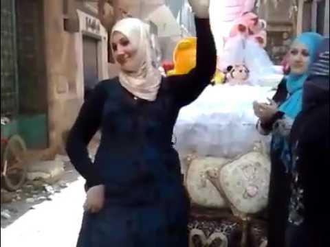 Arab Women Dancing