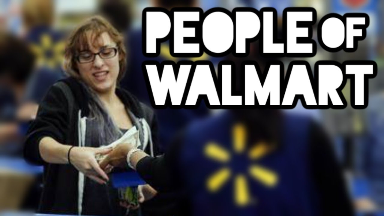 Angry People Of Walmart Compilation Vol