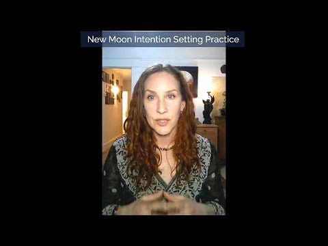 New Moon in Aries Intention Setting Practice 4 15 2018