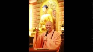 心定和尚 西方寺佛學講座 修行禪定的功德 四之四