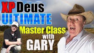 Learn the XP Deus ULTIMATE settings. XP masterclass