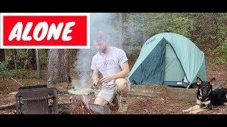 Solo Camping | Ląke Claiborne, LA | VLOG #22 pt.1