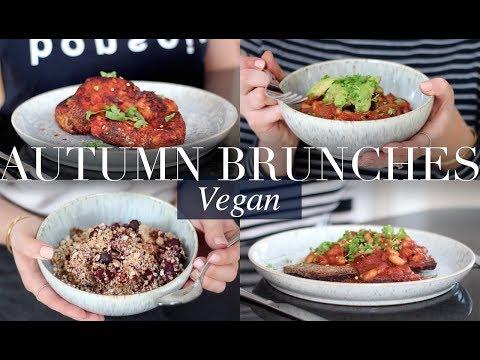 Autumn Brunch Recipes (Vegan/Plant-based)   JessBeautician