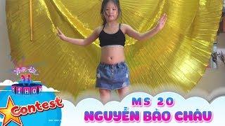 Biệt tài tí hon online | MS 20: Nguyễn Bảo Châu