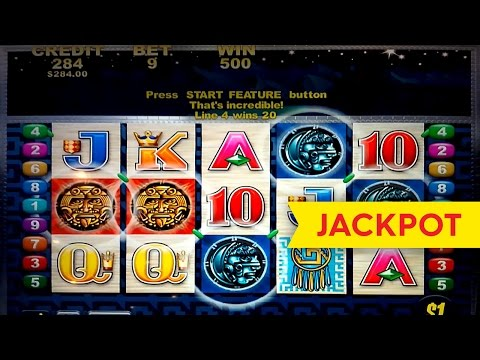 JACKPOT HANDPAY - Sun and Moon Slot Machine HIGH LIMIT Bets: The Big Payback vs. Jackpot King!