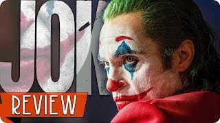 JOKER Kritik Review (2019)