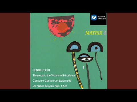 Canticum Canticorum Salomonis (1970) (1994 Remastered Version)