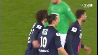 بالفيديو والصور - باريس سان جيرمان يواصل السقوط بالتعادل أمام سانت اتيان