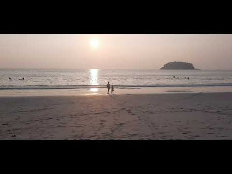 SUNSET & OCEAN SOUND KATA BEACH PHUKET ISLAND
