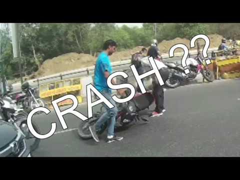 Manesar Ride | Crash | FDMC | The RoadRunner
