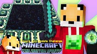 END PORTAL STRONGHOLD  - Minecraft 1.11 Exploration Update Challenge [15]